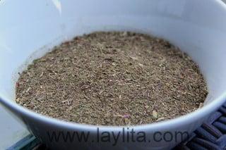 Mélange d'herbes pour horchata