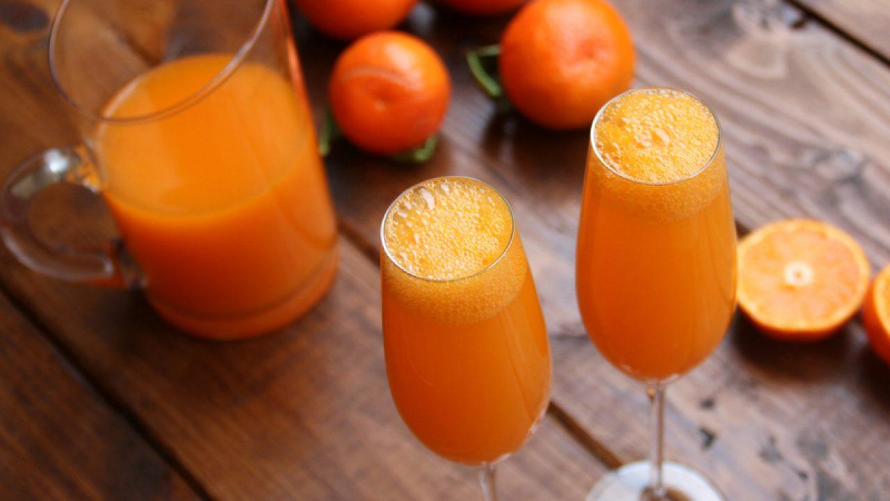 Mandarin Mimosa Or Tangerine Mimosa Laylita S Recipes