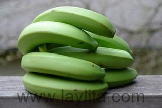 Comment préparer une soupe de bananes vertes 1