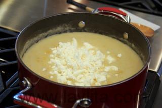 Comment préparer une soupe de bananes vertes 10