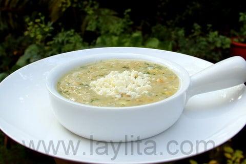 Comment préparer une soupe de bananes vertes 13