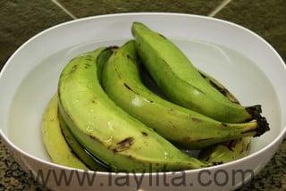 Comment préparer une soupe de bananes vertes 2