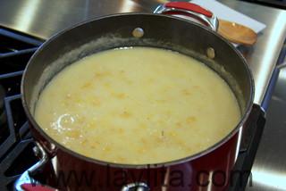 Comment préparer une soupe de bananes vertes 8