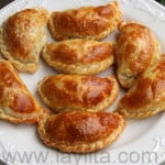 Recipe for turkey empanadas
