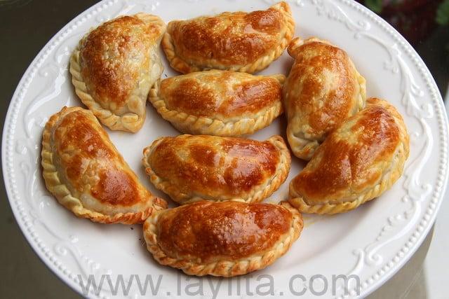 Recipe for chicken or turkey empanadas