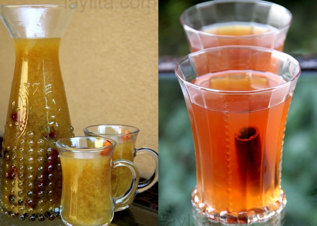 ... photos for Ecuadorian naranjillazo and canelazo warm cocktails