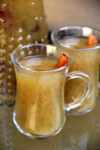 Ecuadorian naranjillazo drink