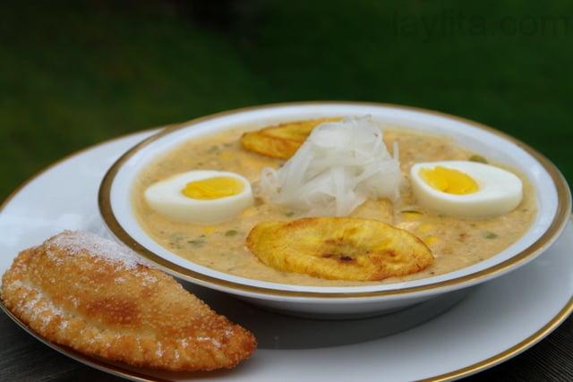Ecuadorian Easter fanesca recipe