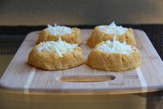 Recette des galettes au maïs fourrées - étape 12