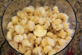 Recette des galettes au maïs fourrées - étape 3