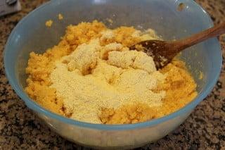 Recette des galettes au maïs fourrées - étape 7