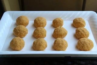 Recette des galettes au maïs fourrées - étape 9