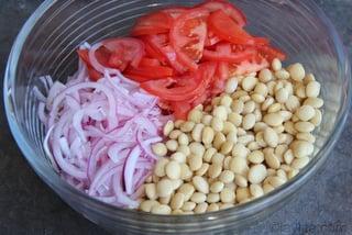 Recette de ceviche végétarien aux chochos - 4