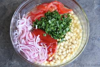 Recette de ceviche végétarien aux chochos - 5