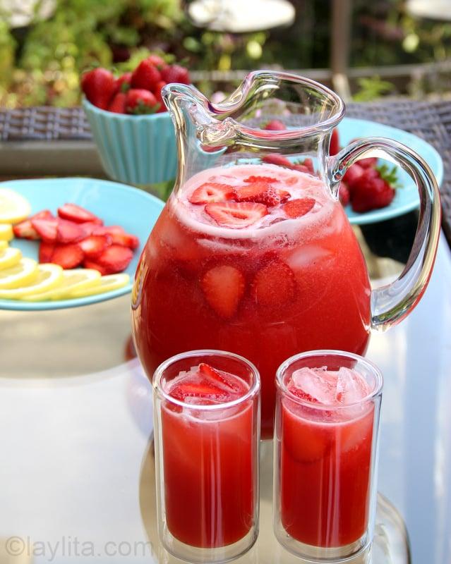 Recette facile pour limonade