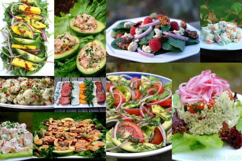10 Great Summer Salad Recipes