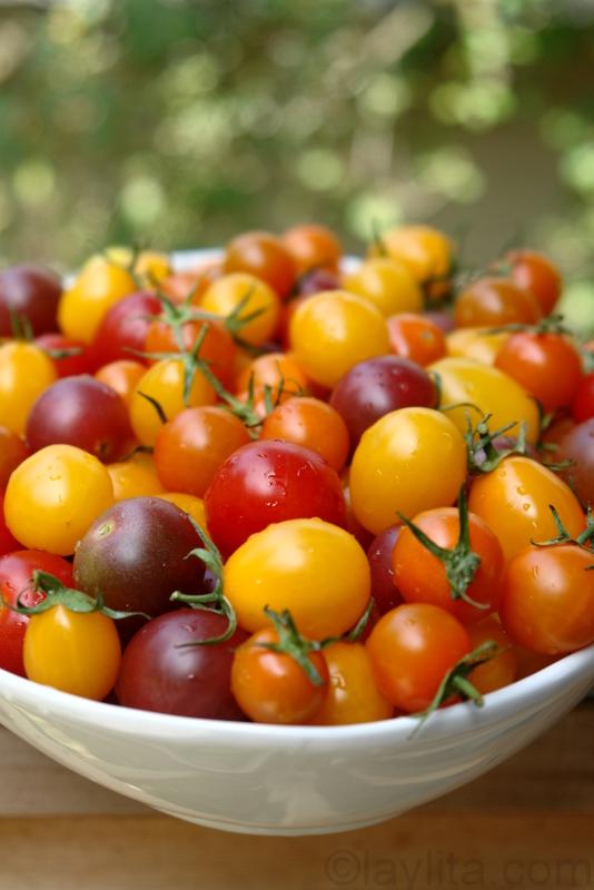 Receita fácil de bruschetta de tomate
