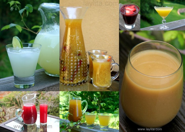 Ecuadorian drink and cocktail recipes