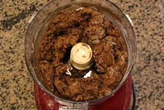 Recette de la pâte à empanada au pain d'épices - étape 4