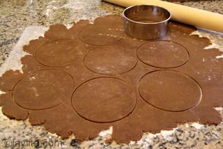 Recette de la pâte à empanada au pain d'épices - étape 6