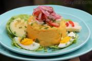 Ecuadorian molo recipe