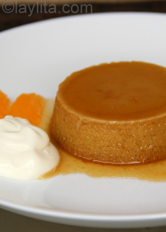 Easy pumpkin flan recipe