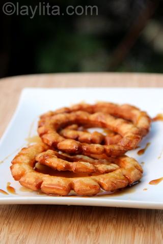Pristiños or Ecuadorian Christmas Fritters Recipe