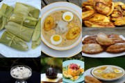 Ecuadorian Easter Recipes