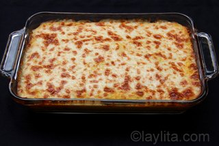 For an extra cheesy version, add more cheese on top and turn on broiler for 5 minutes