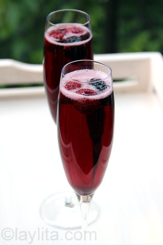 How to make a kir royal