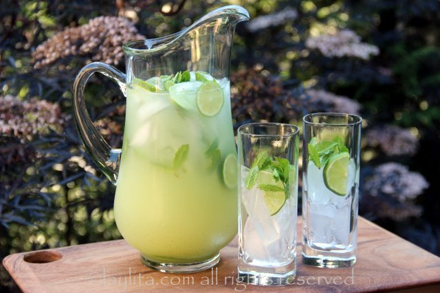 Vodka lemonade recipe