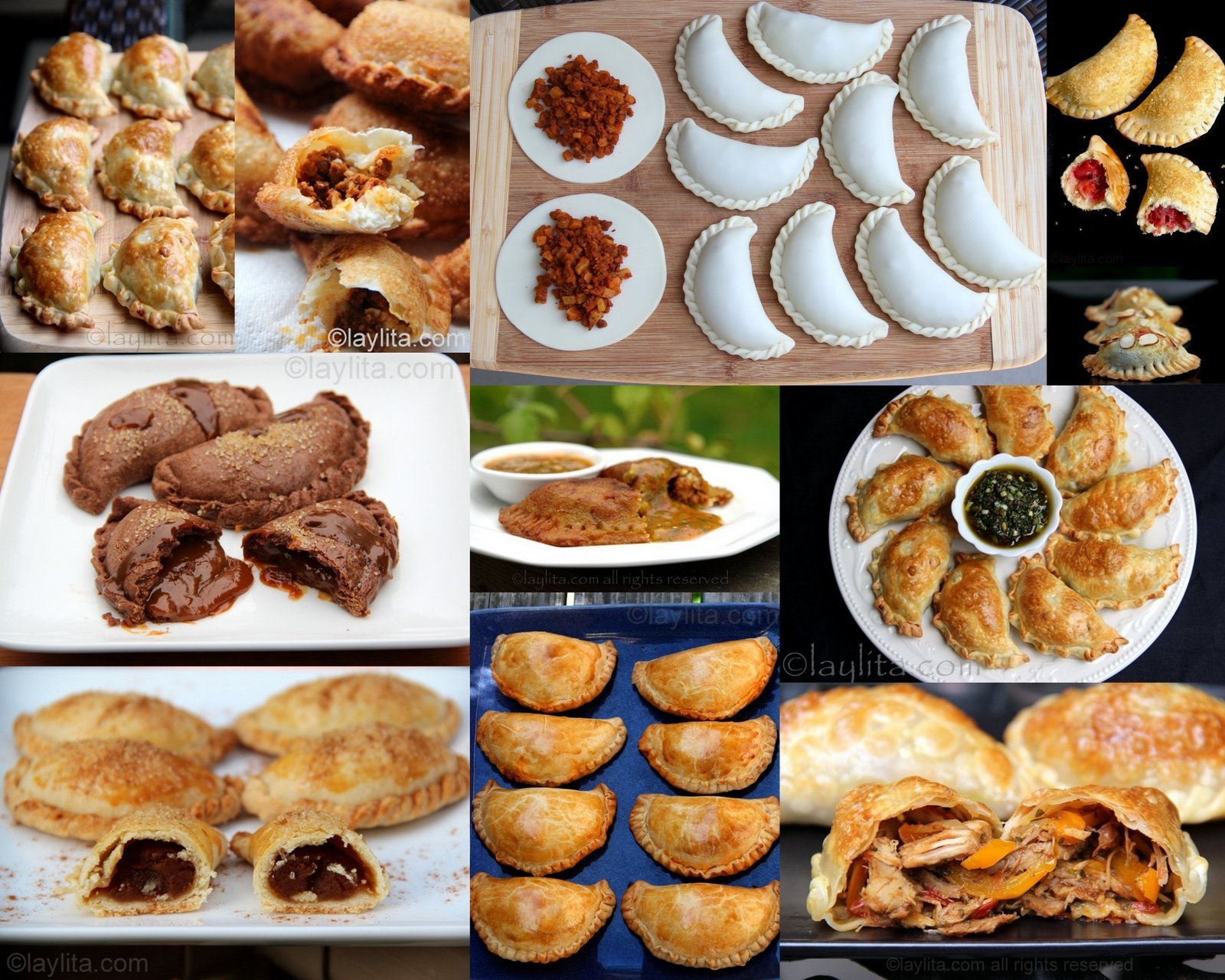 Easy fruit filled empanadas recipes