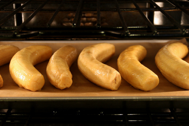 Bake in a pre-heated oven at 400F for about 25-30 minutes