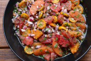 Citrus habanero salsa