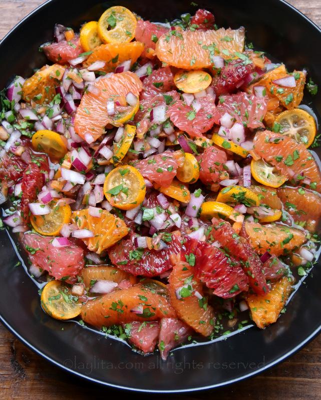 Citrus habanero salsa recipe