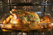 Chimichurri roasted chicken recipe