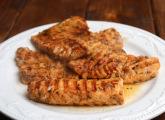 Citrus marinated grilled fish