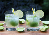 Recipe for perfect caipirinhas