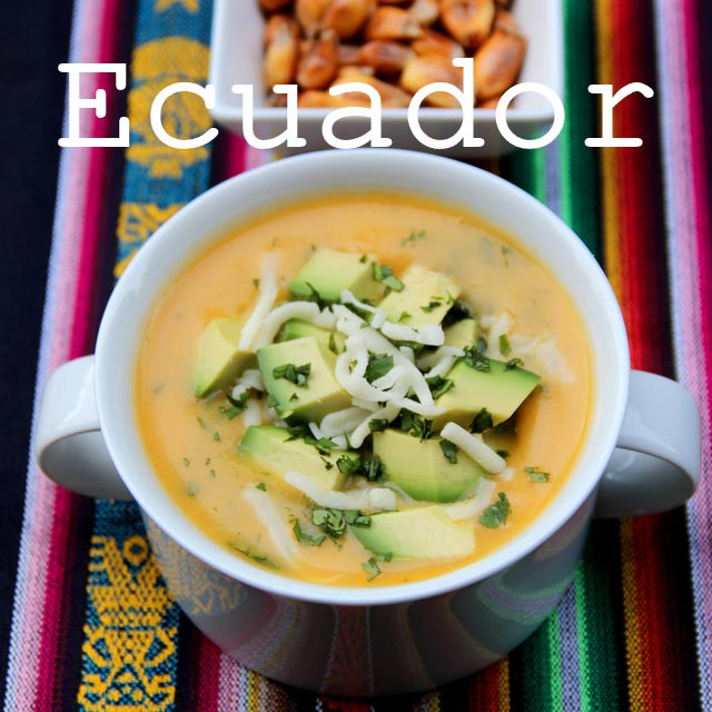 Ecuador recipes