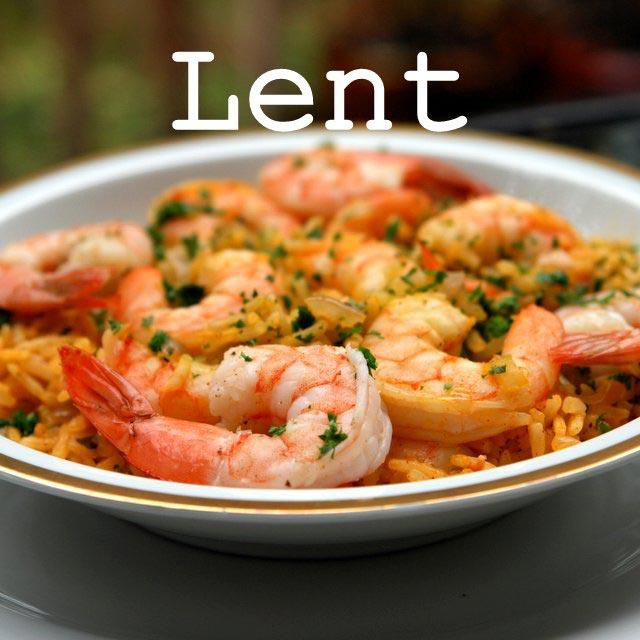 Lent recipes