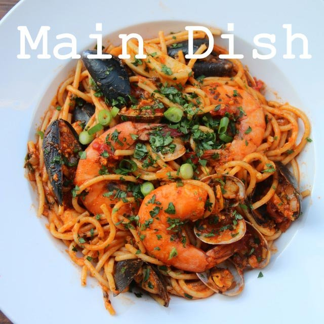 Main dish recipes