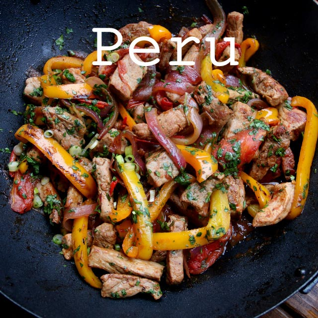 Peruvian recipes