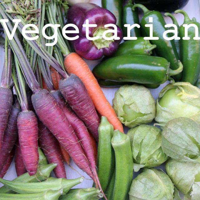 Vegetarian recipes