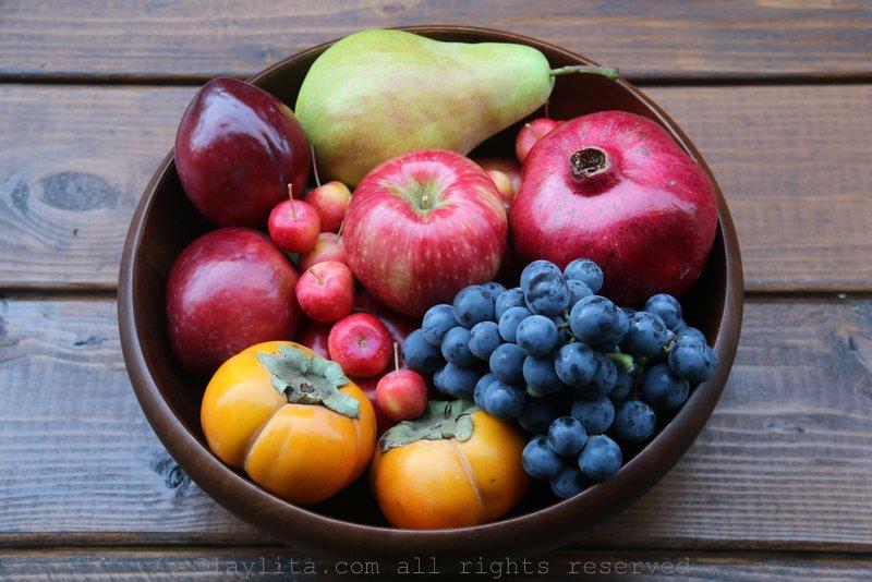 Fruit for sangria