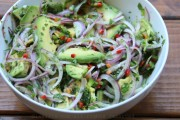 Avocado chunky salsa