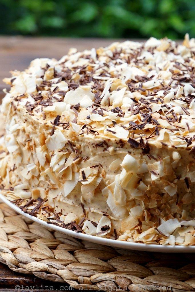 Ecuadorian Chocolate Cake Recipe