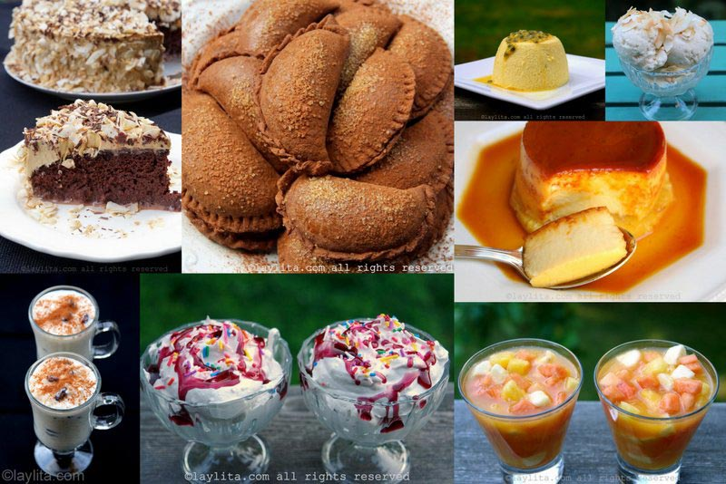 Latin Desserts And Sweets Laylita S Recipes