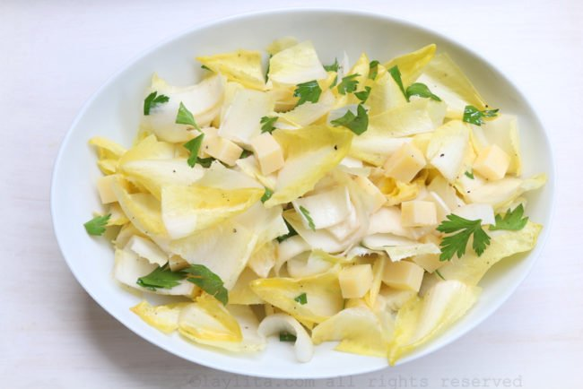 French endive salad recipe