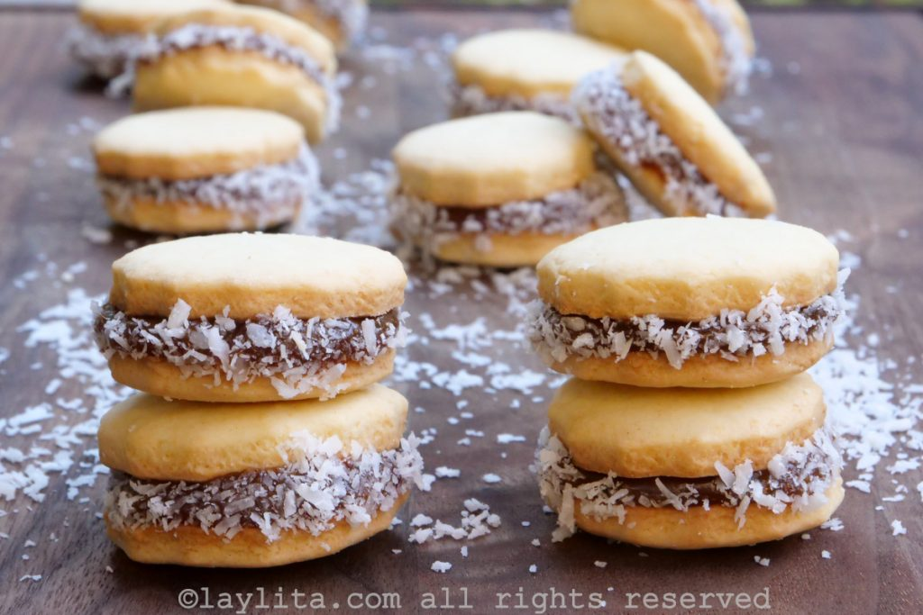 Alfajores - easy authentic recipe