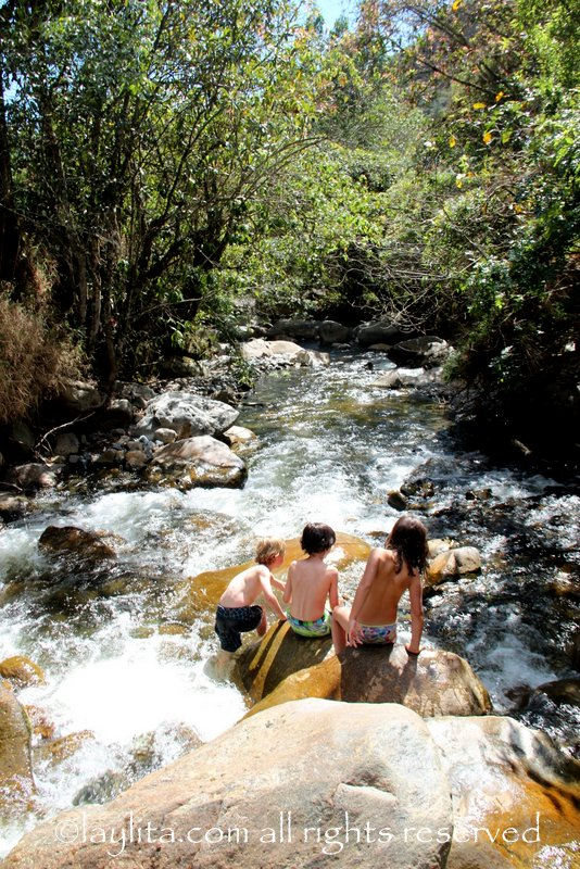 Fun summer times in Vilcabamba